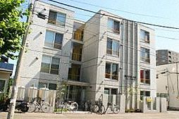 S−FORT学園前(旧:モデュロール学園前)[4階]の外観