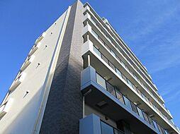 大阪府八尾市久宝園1丁目の賃貸マンションの外観