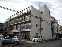三重県四日市市城東町の賃貸マンションの外観