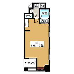 St.Regis Izumi[10階]の間取り