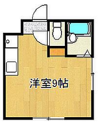 元町ガーデンIII[3階]の間取り