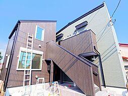 デザイナーズハウス清瀬[1階]の外観