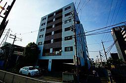 大阪府摂津市一津屋3丁目の賃貸マンションの外観