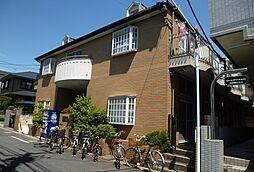 ローズガーデンタカエイ112番館[1階]の外観