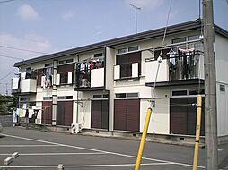 コーポ中根[203号室]の外観
