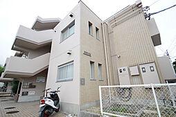 愛知県名古屋市緑区鳴海町字有松裏の賃貸マンションの外観