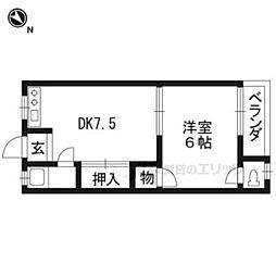 木幡駅 4.0万円