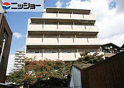 朝日プラザアクシス東別院[4階]の外観