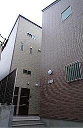 バーミープレイス南千束[101号室]の外観