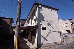 奈良県奈良市紀寺町の賃貸アパートの外観