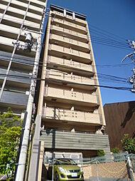 グラビスコート四条烏丸[7階]の外観