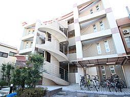 愛知県名古屋市守山区鳥羽見1丁目の賃貸マンションの外観
