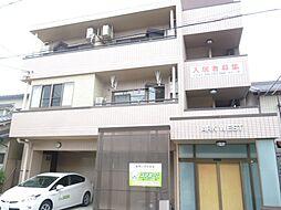 愛知県名古屋市中村区長筬町5丁目の賃貸マンションの外観