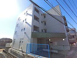 国立グレースマンション[4階]の外観