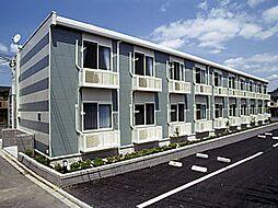 埼玉県入間郡毛呂山町中央4丁目の賃貸アパートの外観