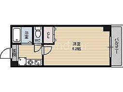 グランベール鶴見[2階]の間取り