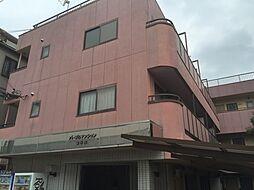 パープルマンション3号館[2階]の外観