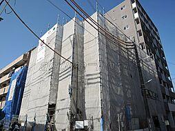 (仮)D-room府中市緑町[3階]の外観