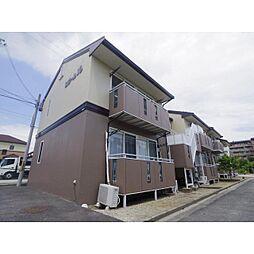 奈良県大和高田市旭北町の賃貸アパートの外観