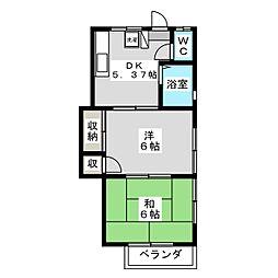 穴川駅 3.6万円