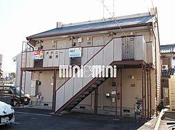 タウニー横井[2階]の外観