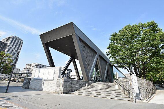 東京現代美術館...