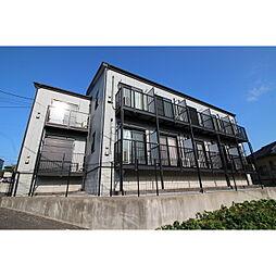 千葉県柏市東台本町の賃貸アパートの外観
