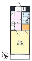 第2ピュアマンション[4階]の間取り