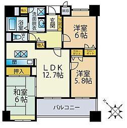 黒崎駅前駅 1,798万円