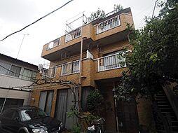 ハイツ平山[3階]の外観