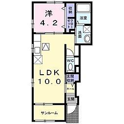 古賀茶屋駅 4.3万円