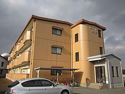 リバーサイド東櫛原[3階]の外観