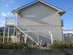滋賀県大津市南志賀3丁目の賃貸アパートの外観