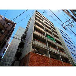静岡県静岡市葵区栄町の賃貸マンションの外観