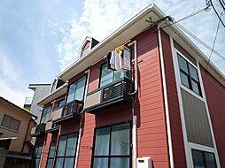 大阪府大阪市福島区野田3丁目の賃貸アパートの外観