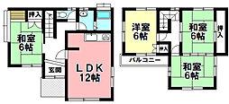 三河豊田駅 1,680万円