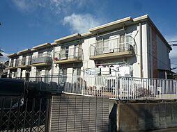 東京都町田市高ヶ坂5丁目の賃貸マンションの外観