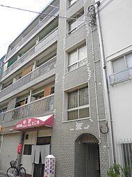 都マンション[5階]の外観