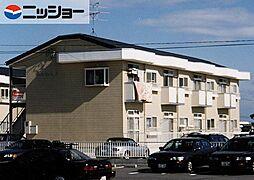 宝土パレスA・B[2階]の外観