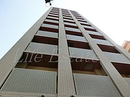大阪府大阪市天王寺区上汐3丁目の賃貸マンションの外観