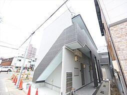 愛知県名古屋市中川区笈瀬町2丁目の賃貸アパートの外観