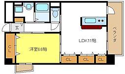 花園町駅 7.5万円