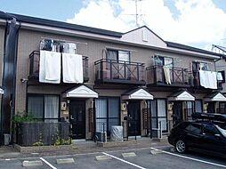 [テラスハウス] 愛知県岡崎市東大友町字位式 の賃貸【/】の外観