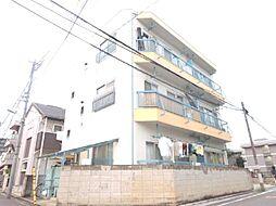 埼玉県川口市上青木西1丁目の賃貸マンションの外観