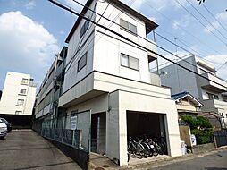 京都府京都市伏見区銀座町4丁目の賃貸マンションの外観