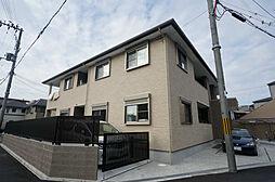 大阪府大阪市西淀川区花川2丁目の賃貸アパートの外観