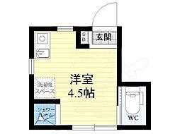 武蔵関駅 5.0万円