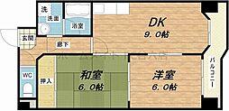 セピアコート柴田[2階]の間取り