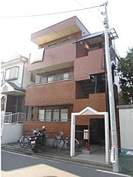 神奈川県川崎市高津区野川の賃貸マンションの外観