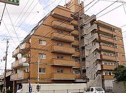 野里寺町中村コーポ[4階]の外観